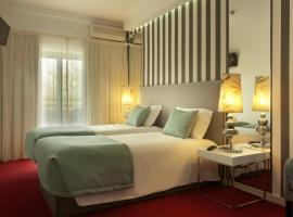 Hotel Lagoa dos Pastorinhos