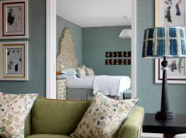 The Soho Hotel, Firmdale Hotels, hotel near Covent Garden, London