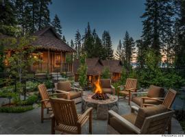 Cedar Crest Cottages, villa in Homewood