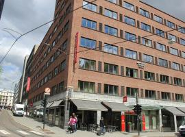 Thon Hotel Europa, hotel near Karl Johans Gate, Oslo