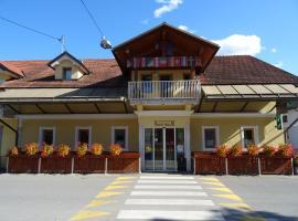 Hotel Vegov Hram, hotel near BTC City, Dol pri Ljubljani