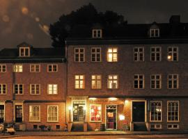 Frauenhotel Hanseatin - Women Only、ハンブルクのホテル