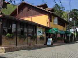 Pousada Águas Claras, hotel in Visconde De Maua