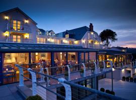 St Brides Spa Hotel, hotel in Saundersfoot