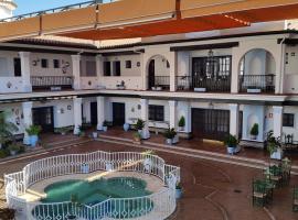 Palacio Doñana, hotel in El Rocío