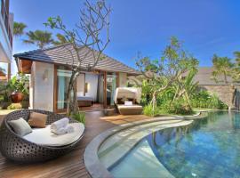The Akasha Luxury Villas
