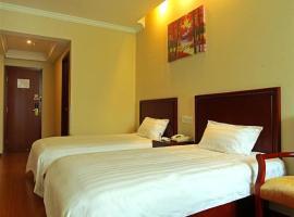 GreenTree Inn ShanXi TaiYuan JianSheS) Road Changfeng Road Express Hotel