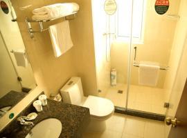 GreenTree Inn Jiangsu Taizhou Gaogang District Government Business Hotel