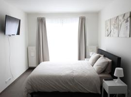 Casa Blanca Ghent, apartment in Ghent