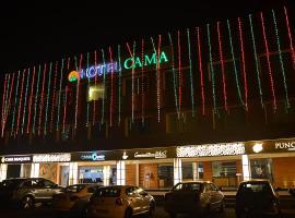 Hotel Cama, hotel in Chandīgarh