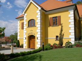 Hotel Akademie a depandance Vila Jarmila