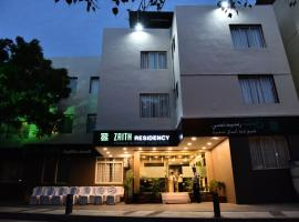 Zaith Residency Near US Consulate & Apollo hospitals