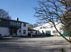 Heeser Spargelhof Ferienwohnung Landblick, Hotel in der Nähe vom Flughafen Weeze Niederrhein - NRN,