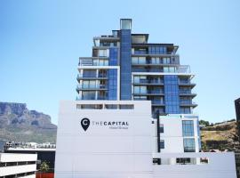 The Capital Mirage Hotel, family hotel in Cape Town