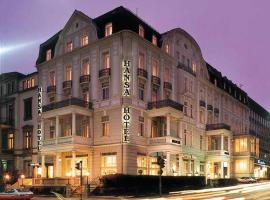Favored Hotel Hansa, hotel in Wiesbaden