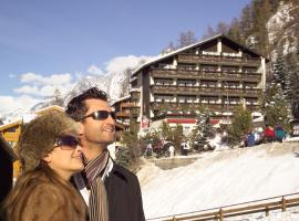Antares Hotel, hotel a Zermatt