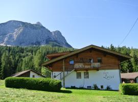 Beim Laisi, Hotel in Ehrwald