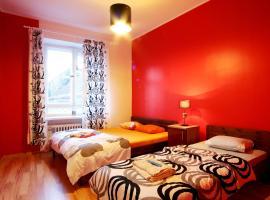 Viru Backpackers Hostel, albergue en Tallin