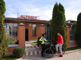 Alpinist Hotel, отель в Бишкеке