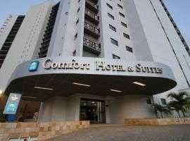 Comfort Hotel & Suites Natal, pet-friendly hotel in Natal