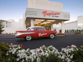 Tropicana Las Vegas a DoubleTree by Hilton Hotel and Resort, boutique hotel in Las Vegas