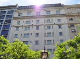 Gran Hotel Argentino, отель в городе Буэнос-Айрес