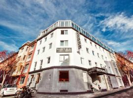 Boutique Hotel Düsseldorf Berial