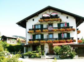Hotel Alpenhof, pet-friendly hotel in Wallgau
