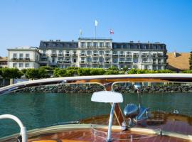 Hôtel Des Trois Couronnes & Spa - The Leading Hotels of the World