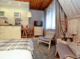 Nosalove Apartamenty, hotel near Gasienicowa Ski Lift, Zakopane