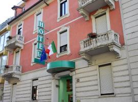 Hotel Losanna, hotel in Milan