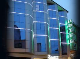 Hotel Cardenal, hotel en Monforte de Lemos