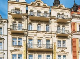 Romania, Hotel in Karlsbad