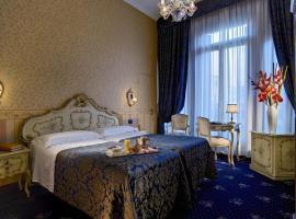 Hotel Montecarlo, hotel in Venice