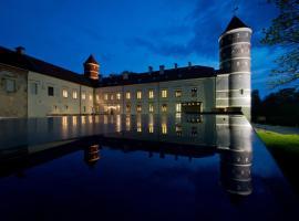Best Baltic Panemunė castle, hotel in Pilis