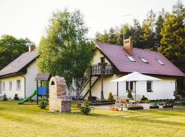 Bednarzówka, family hotel in Nowy Tomyśl