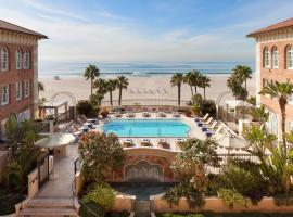 Casa Del Mar, hotel near Venice Beach Boardwalk, Los Angeles