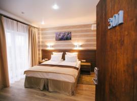 HEMINGWAY Hotel, accessible hotel in Krasnodar
