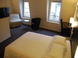 Ruthenium Hotel, hotel in Rodez