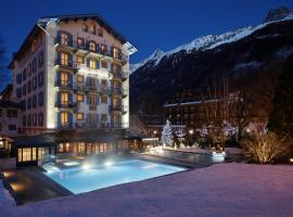 Hôtel Mont-Blanc Chamonix, hotel in Chamonix-Mont-Blanc