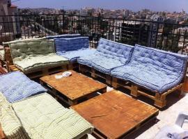 Hostel In Ramallah, hotel near Goethe Institute, Ramallah