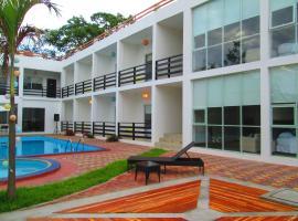 Ocean Blue Hotel