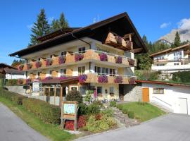 Appartments Simone, Hotel in Ehrwald