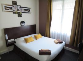 Hotel de la Paix, hotel near University Hospital Of Caen, Caen
