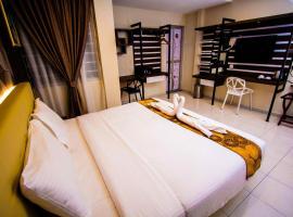 Louis Hotel, hotel di Taiping