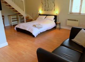Private Space In Central Woodbridge, hotel near Sutton Hoo, Woodbridge
