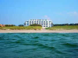 Strandhotel Dünenmeer - Adults only, hotel in Dierhagen