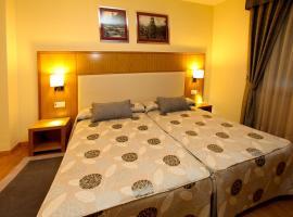 Hotel Condes De Lemos, hotel en Monforte de Lemos