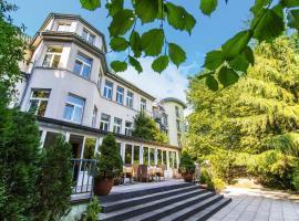 Hotel Waldhaus-Langenbrahm, hotel in Essen