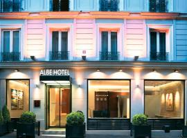 Hôtel Albe Saint Michel, hotel in Paris